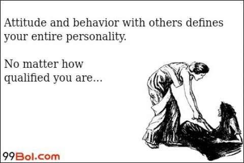 Personality messages